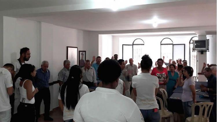 """Visita Comedor """"San José"""""""