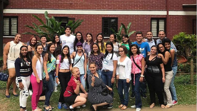 Visita pastorales universitarias: compartiendo experiencias