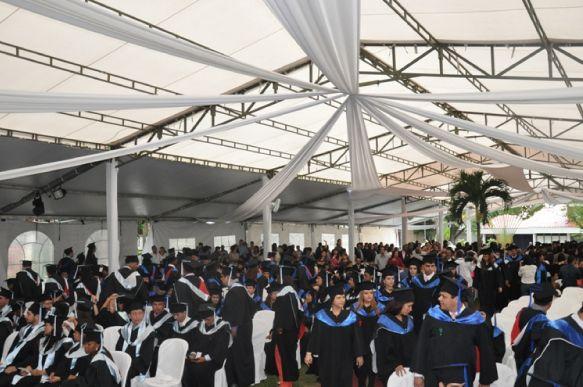 Ceremonia Grados UNICATÓLICA 2011-2