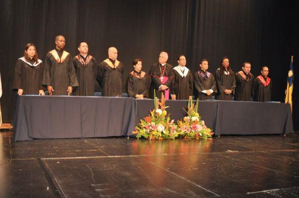 Ceremonia Grados UNICATÓLICA 2013-1