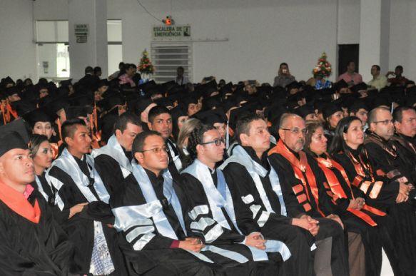 Ceremonia Grados UNICATÓLICA 2015-2