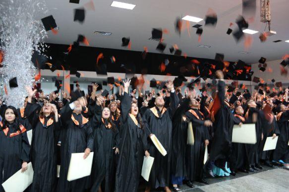 Ceremonia Grados UNICATÓLICA 2017-1