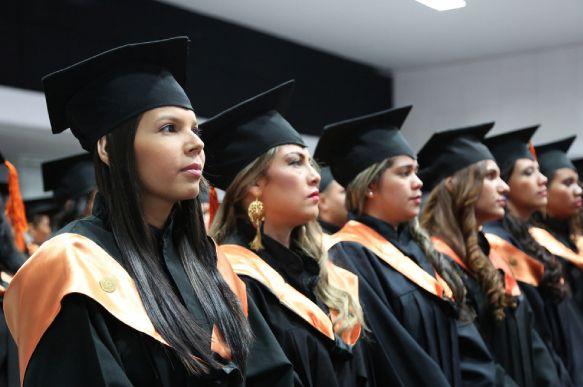 Ceremonia Grados UNICATÓLICA 2017-2