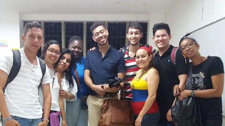 Cuerpo Colegiado Estudiantil UNICATÓLICA
